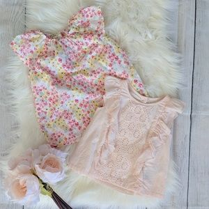 Other - 12-18M Pink Blouse Bundle